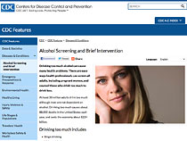 CDC's Alcohol Screening and Brief Intervention